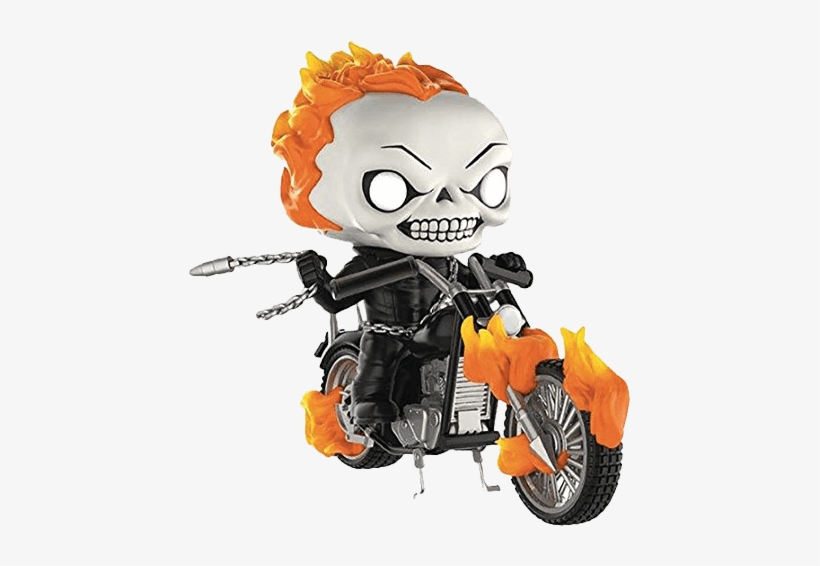 Ghost Rider Pop Rides Classic Ghost Rider