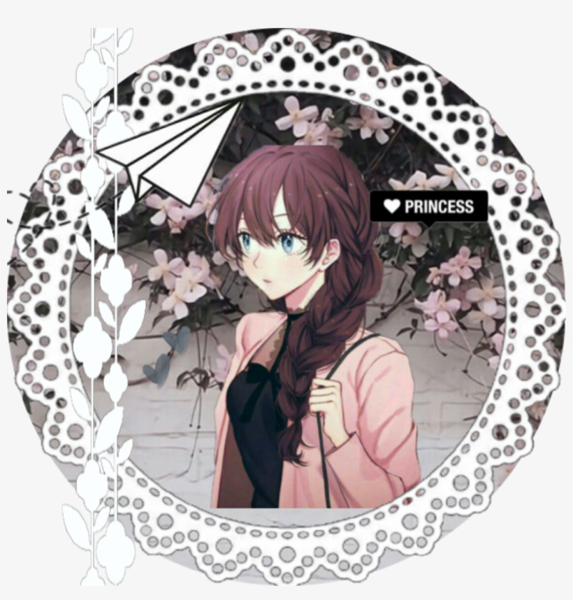 Anime Aesthetic Girl Pfp Contoh Soal 2