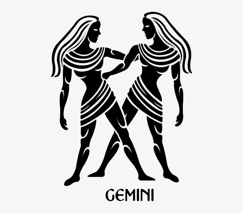 Gemini Free Download Png - Gemini Star Sign Symbol