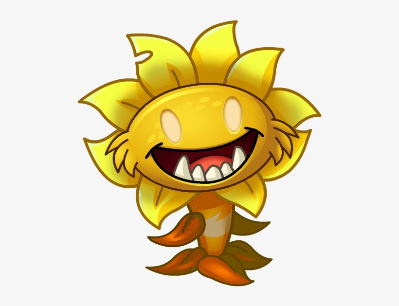 Sunflower Queen Plants Vs Zombies Sunflower Queen Transparent Png 578x619 Free Download On Nicepng