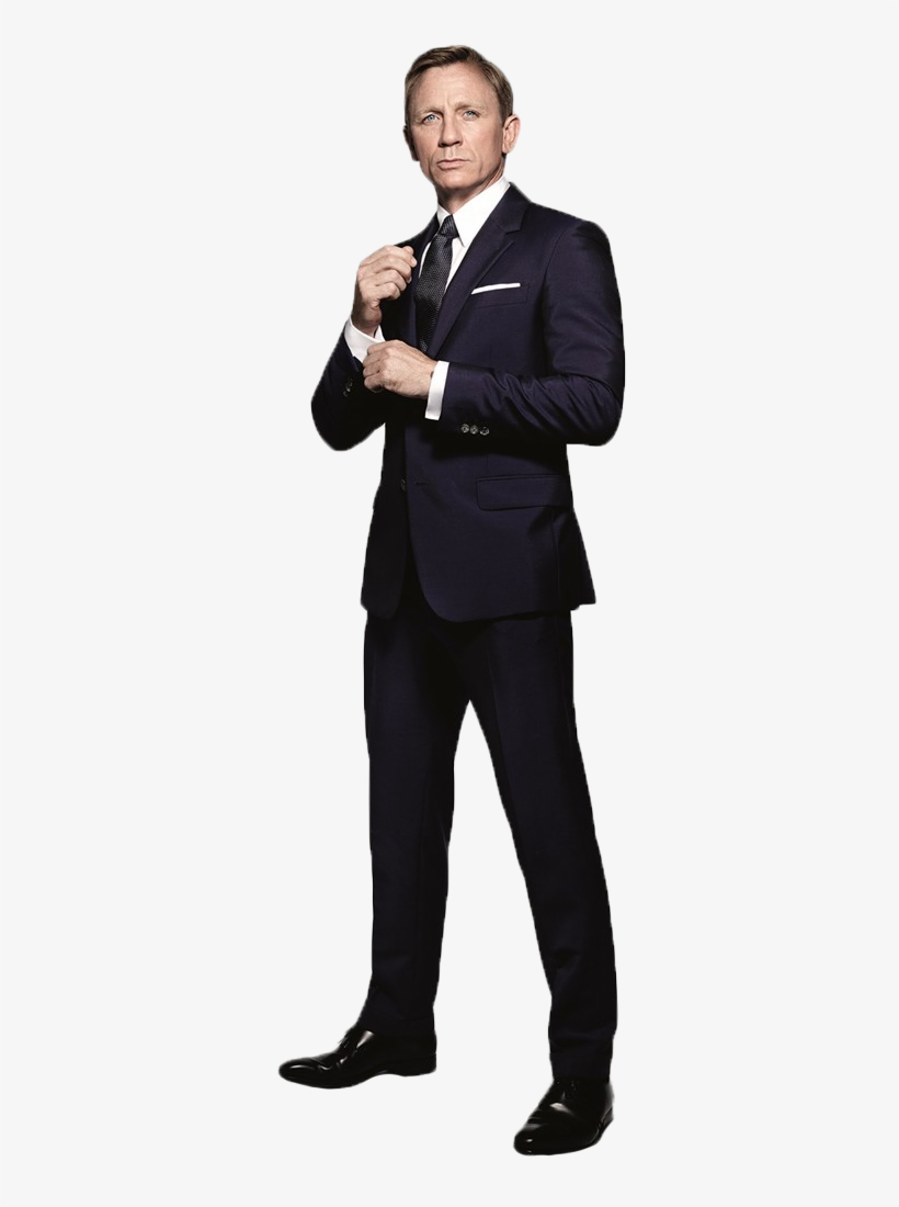 Spectre Exclusive Pictures James Bond Smoking Suit