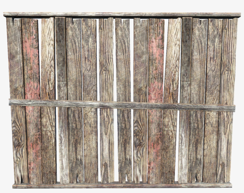Fo4 Shack Wall Wood Planks - Fallout 4 Wood Wall Transparent PNG