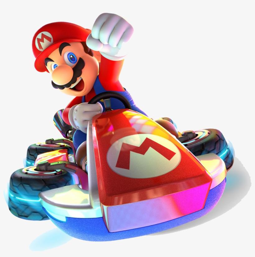 Mario Kart 8 Deluxe Logo Png Vector Mario Kart 8 Deluxe Artwork