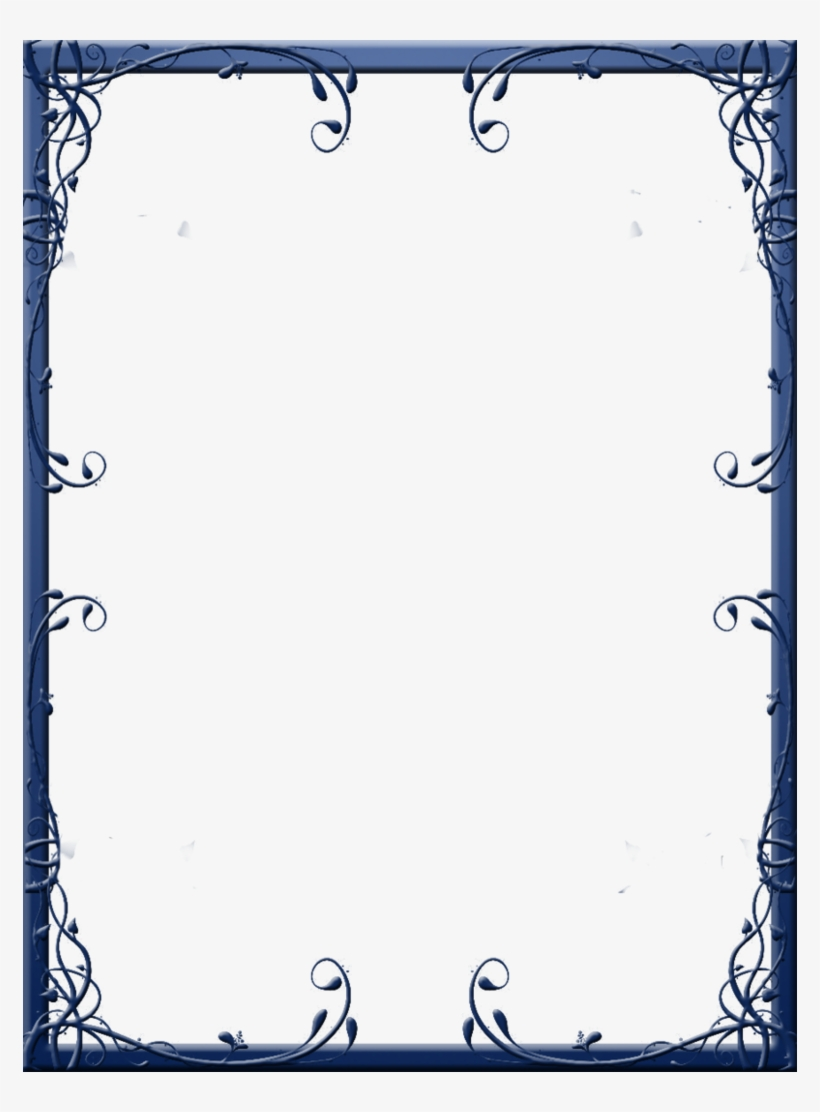 Cute Frames Page Borders Borders For Paper Templates
