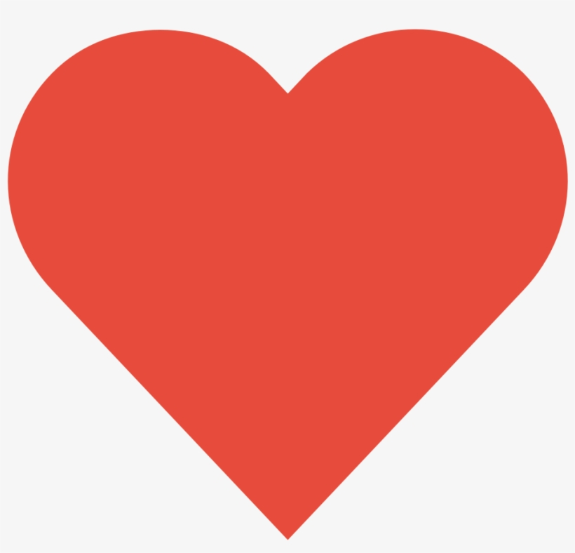 Dark Red Heart Transparent Background - Love Clipart ... (820 x 788 Pixel)