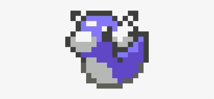 Dratini Easy Pokemon Pixel Art Transparent Png 570x470
