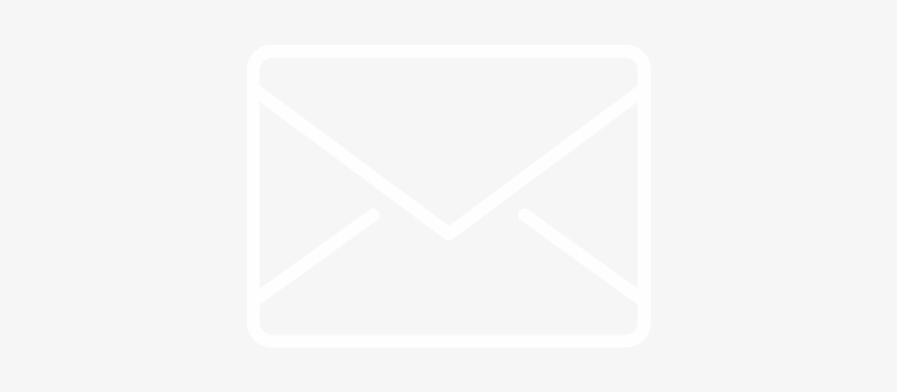 Email-icon - E Mail White Icon Png Transparent PNG - 371x371 - Free