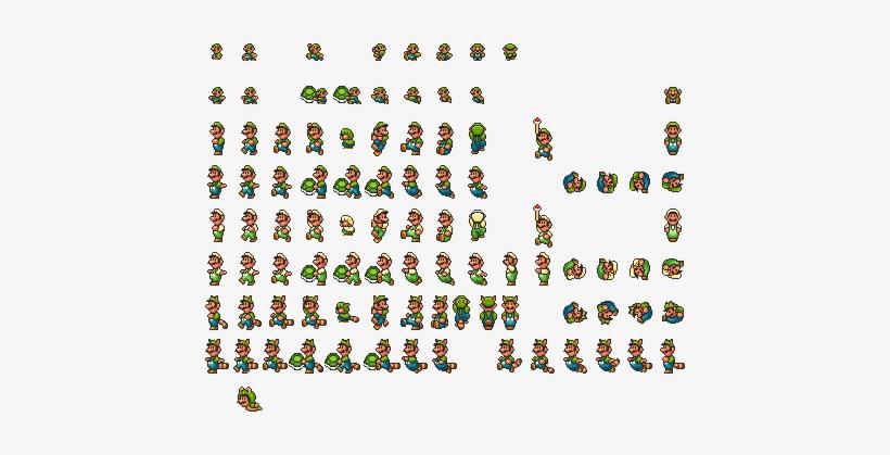 Mario Sprite Png Download Transparent Mario Sprite Png