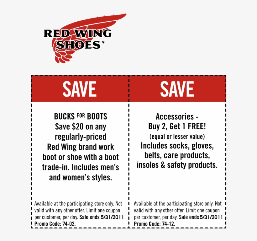 picture about Red Wings Boots Printable Coupons named Coupon PNG Obtain Clear Coupon PNG Photos for Free of charge