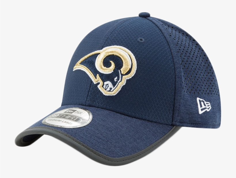 online store fefe2 45dc5 Los Angeles Rams Official Training 39thirty Hat - Los Angeles Rams New Era  2017 Kids Nfl Training Camp
