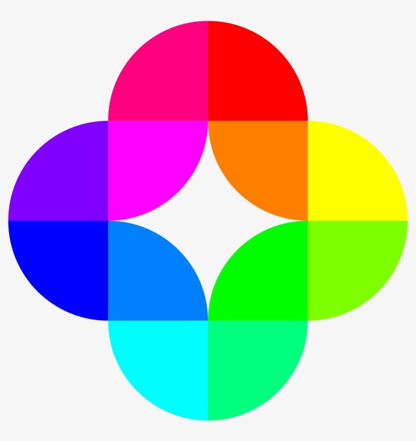Color Wheel Circle Color Solid - Color Wheel Clipart Icon