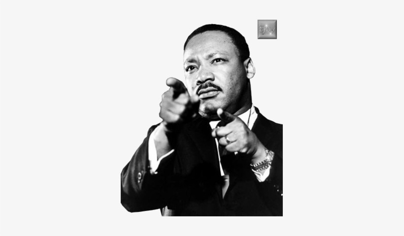 Martin Luther King Jr Have A Dream That One Day Transparent Png