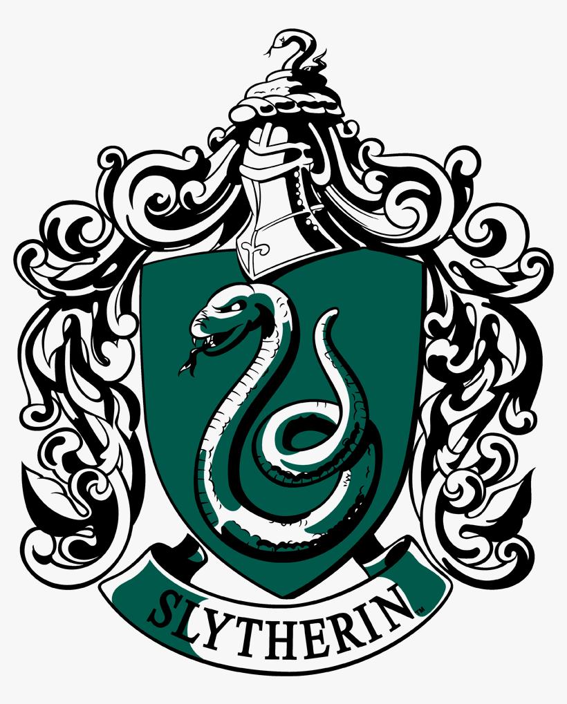 Harry Potter SLYTHERIN CREST Licensed Adult T-Shirt All Sizes