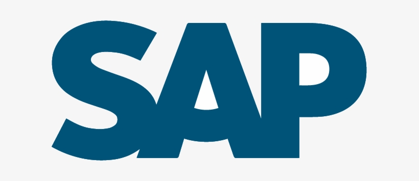 Icon Logo Sap Lined - Sap Business By Design Transparent PNG