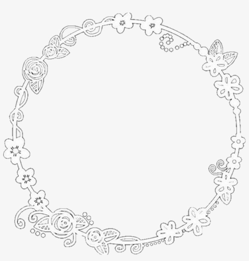 Circulo Cute Pngedit Png Flower Perfect Circle Edit