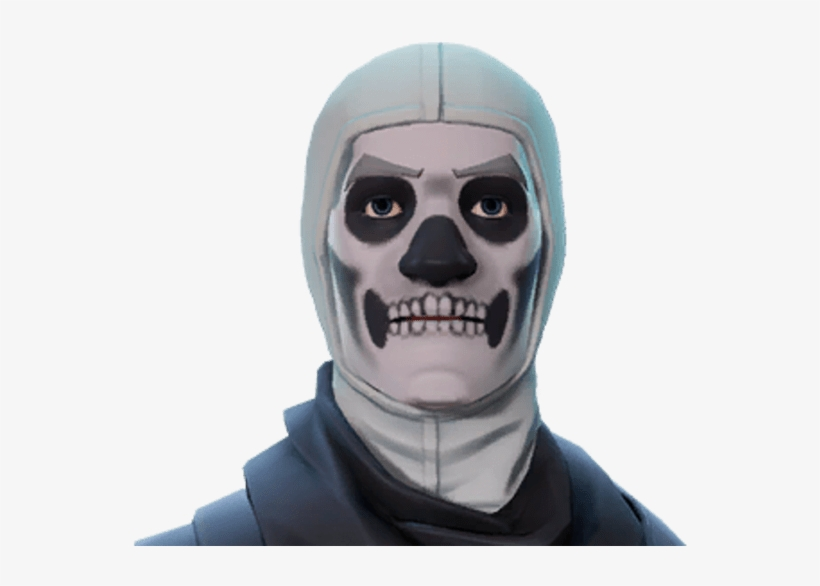 Another Holiday Skin - Skull Trooper Head Fortnite