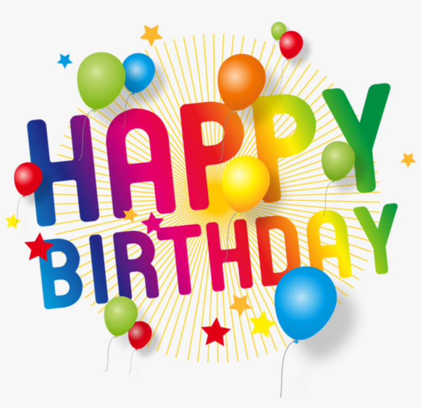 Birthday Png Happy Images Free Download