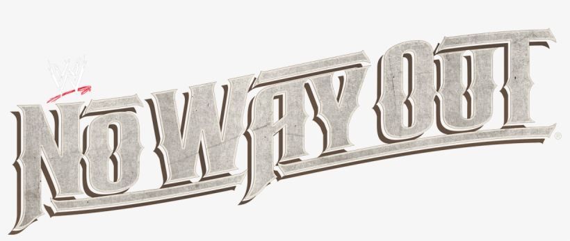 Wwe No Way Out Logo Transparent Png 1200x450 Free Download On