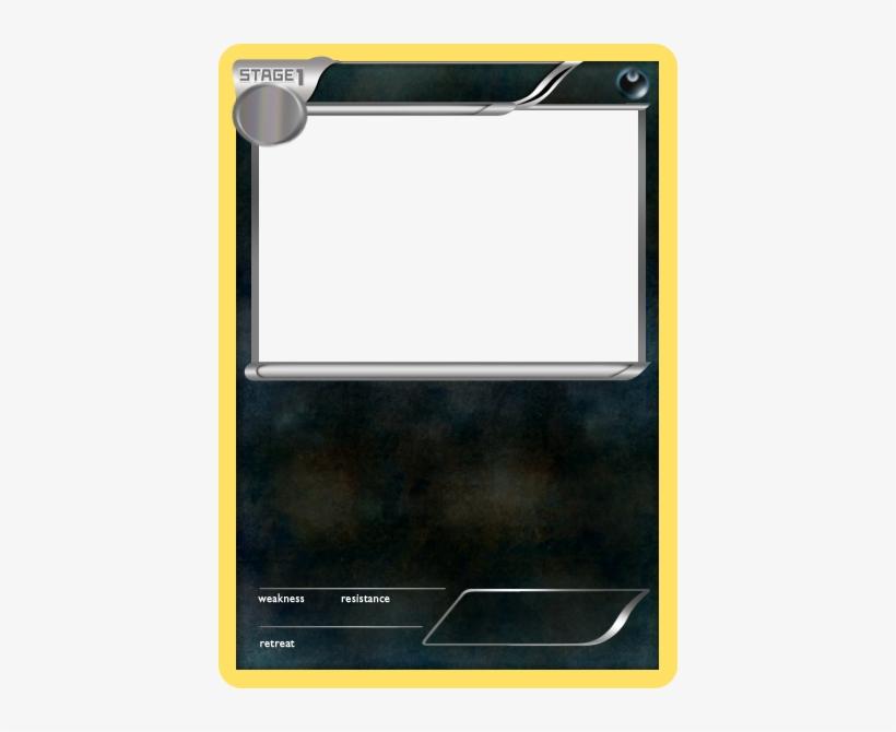 bw dark stage 1 pokemon card blankthe ketchi on