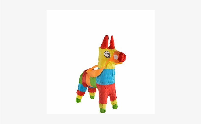 Mini Donkey Pinata Decoration Transparent PNG - 441x600