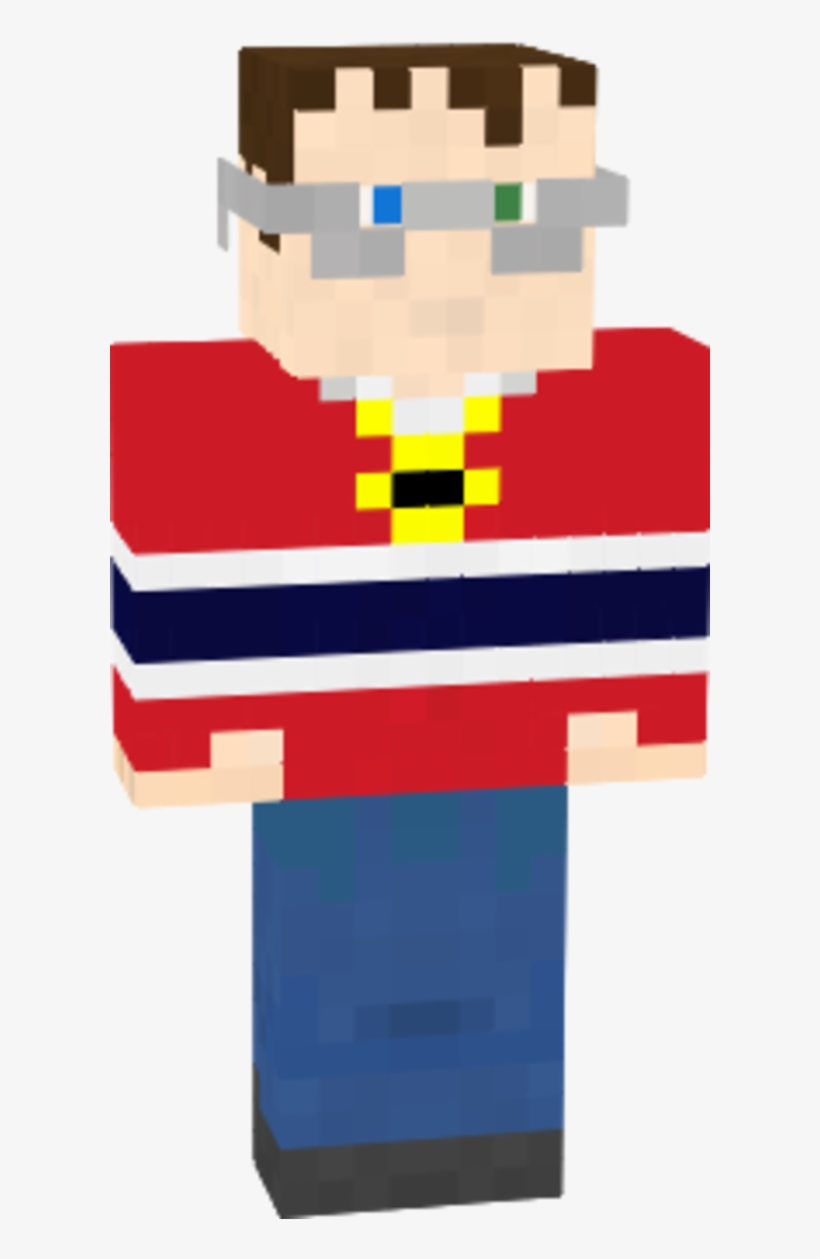 Minecraft Character Chris Chan Minecraft Skin Transparent Png