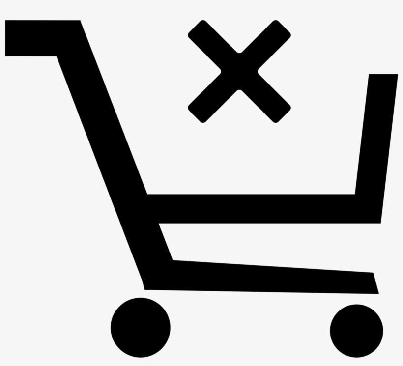 No Products In Cart Empty Shopping Cart Icon Transparent Png