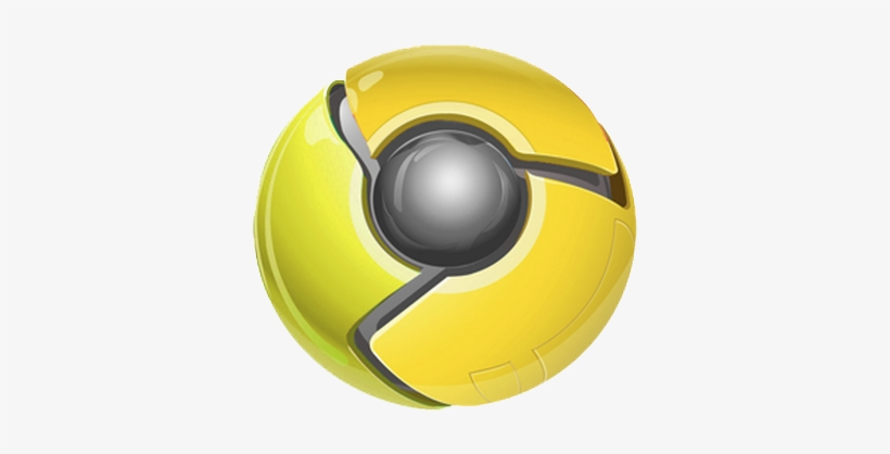 Canary - Google Chrome Icon Transparent PNG - 370x346 - Free