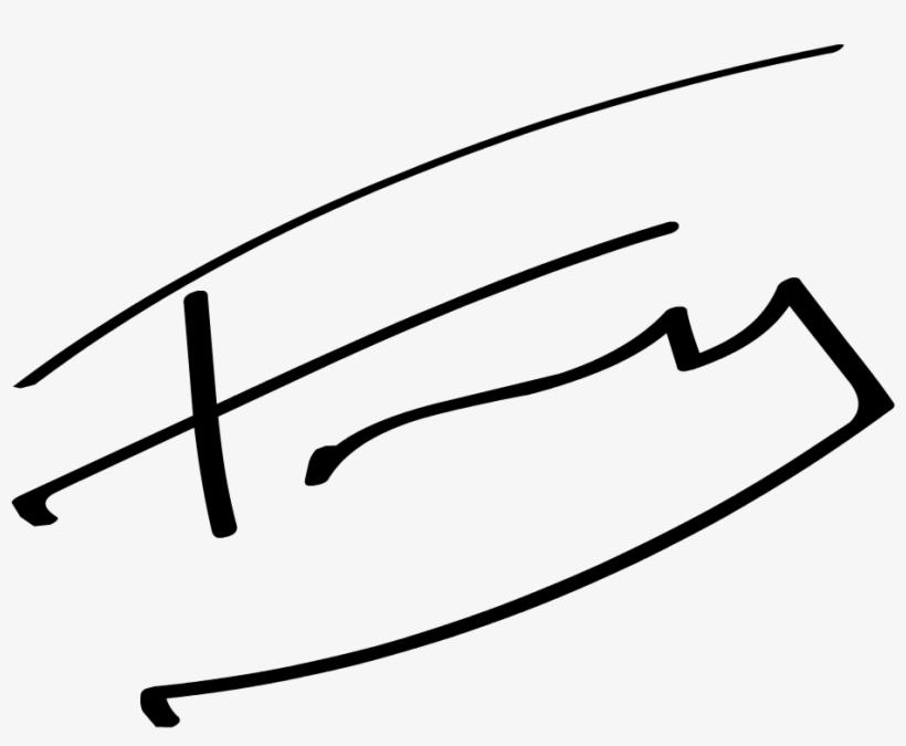 f30be05f5f53 Franky New Signature - Cadence Club Penguin Firma Transparent PNG ...