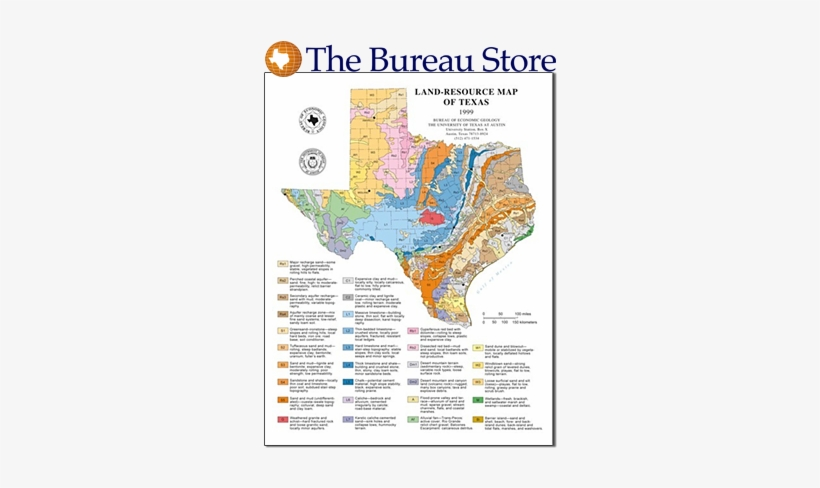 Full Map Of Texas.Page Size Maps Geographic Full Map Of Texas Transparent Png