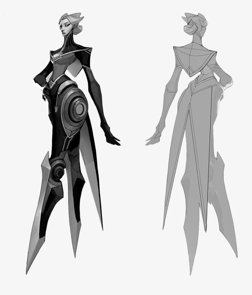 Camille Sketch League Of Legends Human Camille Transparent Png 1340x1287 Free Download On Nicepng Описание для sketch league paint. camille sketch league of legends