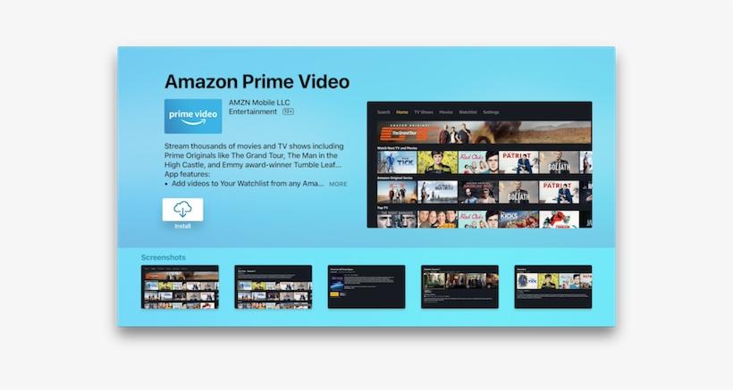 download amazon instant video apple tv