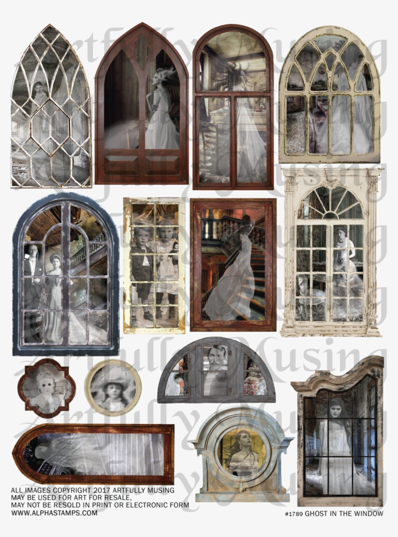 More Old Windows - Haunted House Window Png Transparent PNG - 781x1024 -  Free Download on NicePNG
