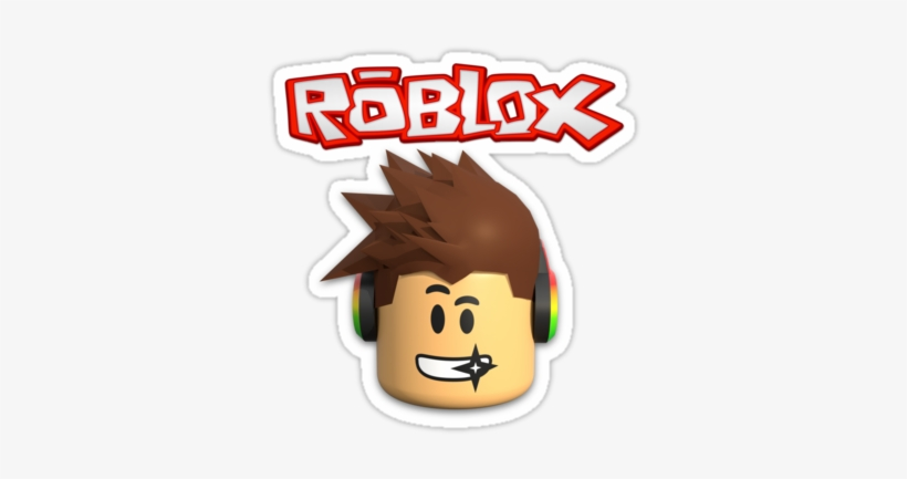 Human Verification Required Roblox Head Transparent Png