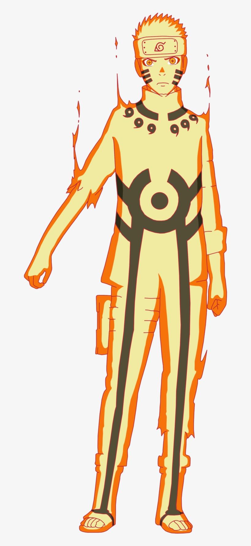 Naruto And Kurama Chibi - Naruto Akatsuki
