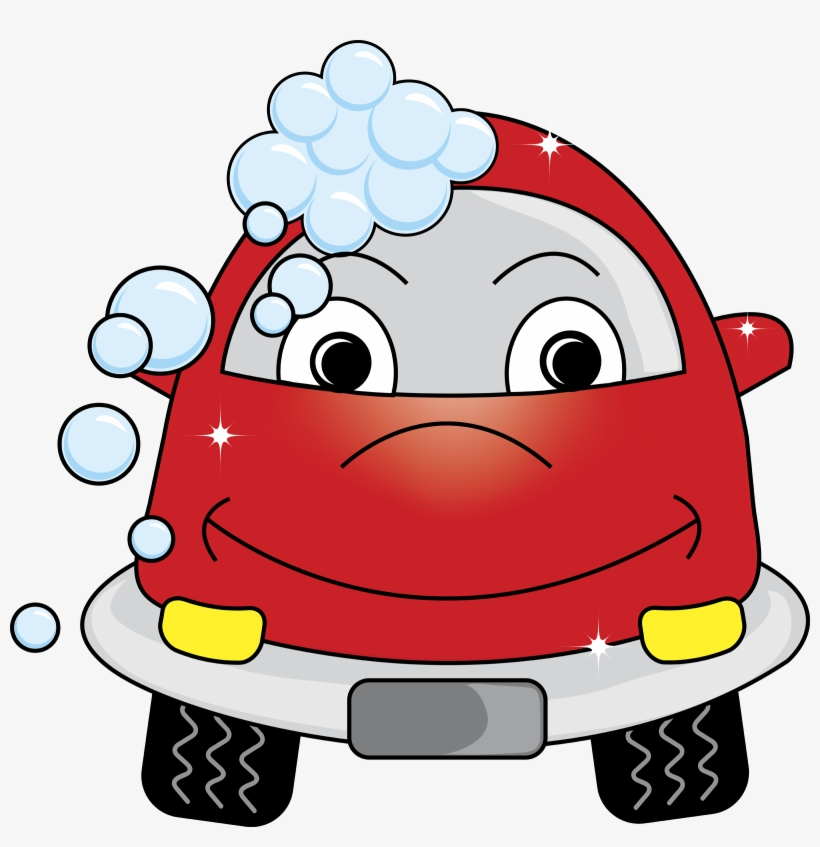 Clean Car Png Clipart Car Wash Clipart Transparent Transparent Png