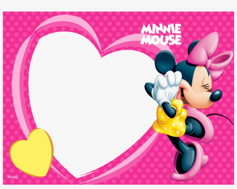 Minnie Mouse Transparent PNG
