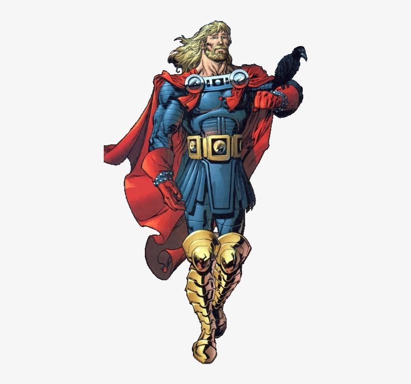 Rune King Thor Marvel Comics - Thor 2 Transparent PNG