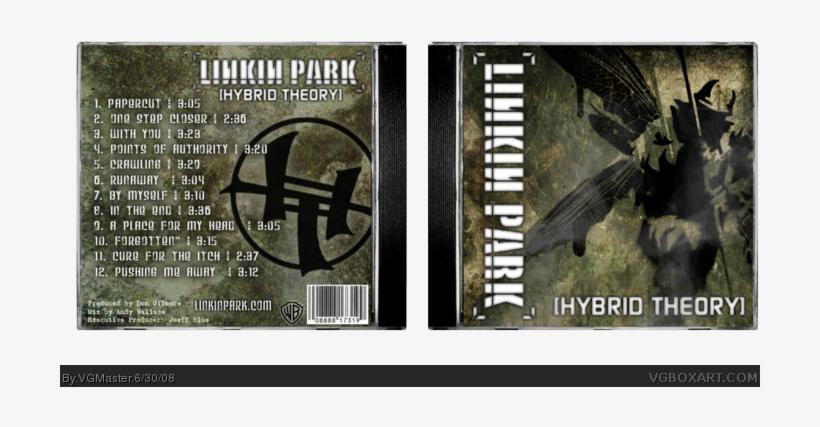 Hybrid Theory Box Art Cover Linkin Park Hybrid Theory