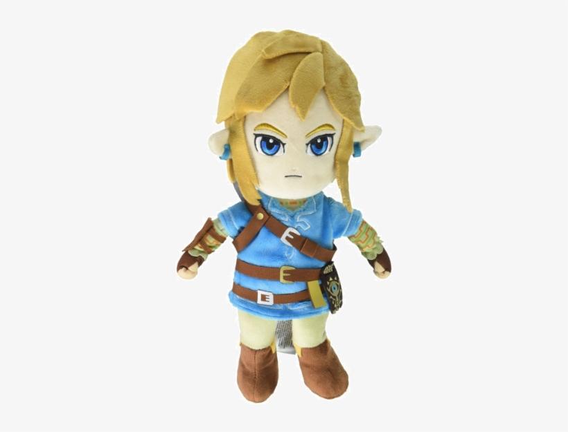 Breath Of The Wild Link Plush The Legend Of Zelda Breath