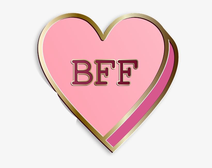 Bff Coracao Tumblr Melhores Amigas Para Sempre Png De Melhores