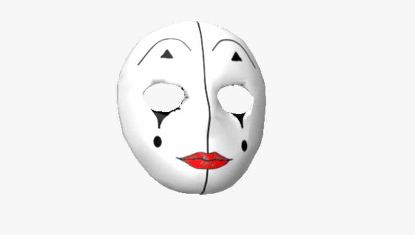 Mime Mask - Roblox Mime Transparent PNG - 420x420 - Free