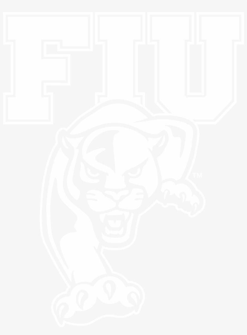 Fiu Panther Logo Png Svg Transparent - Fiu Panther Transparent PNG