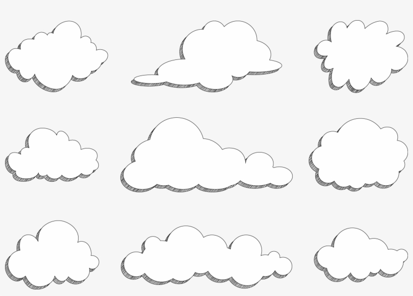 Transprent Free Download Point - Cloud Vector Png Transparent PNG