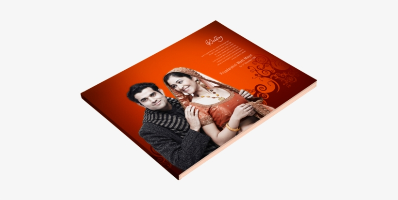 Wedding Album Canvera Album Cover Page Design Transparent Png