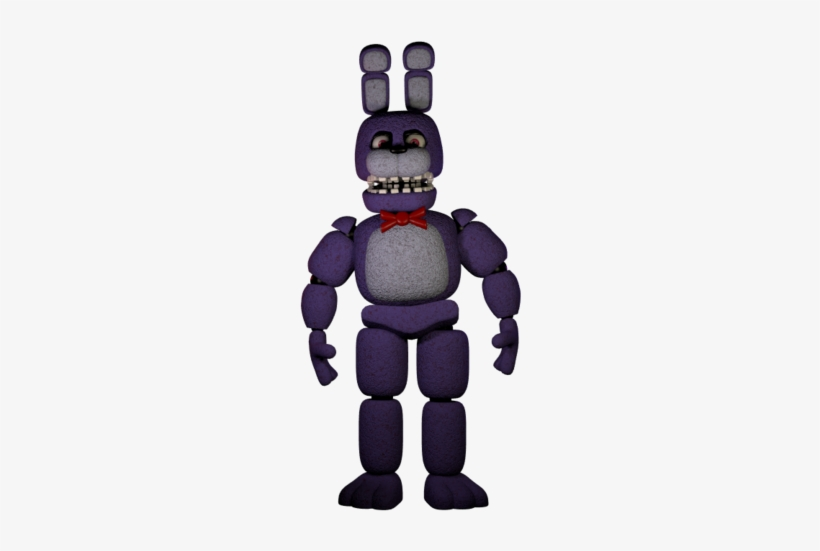 Jolly Wiki - Fnaf Jolly 2 Bonnie Transparent PNG - 265x500
