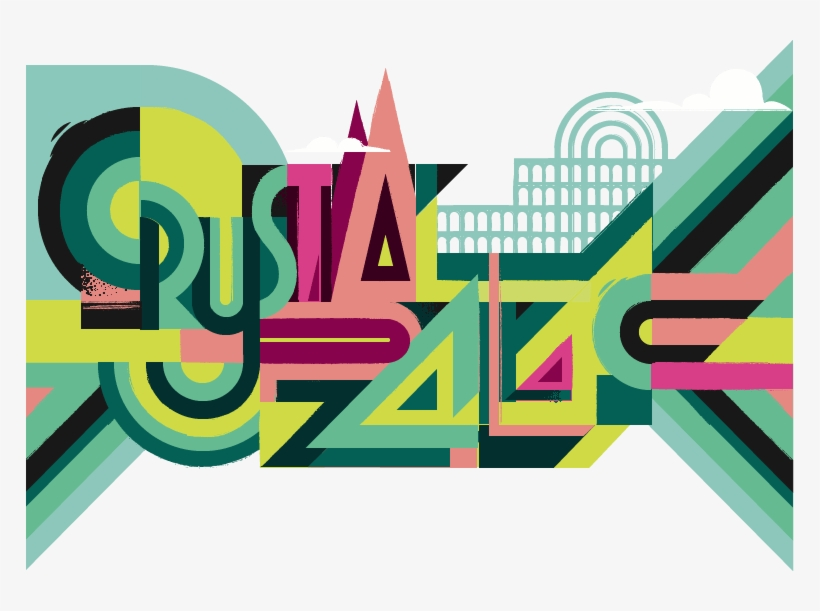 Crystal Palace Logo Crystal Palace Festival 2018 Transparent Png 768x531 Free Download On Nicepng