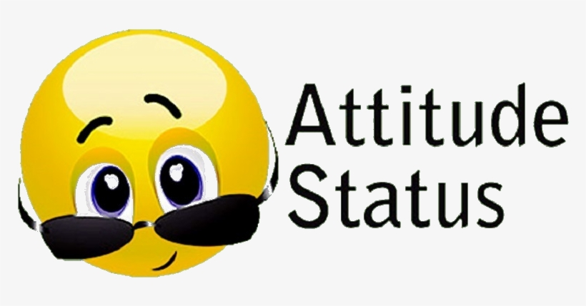 Attitude Status For Whatsapp And Facebook Smiley
