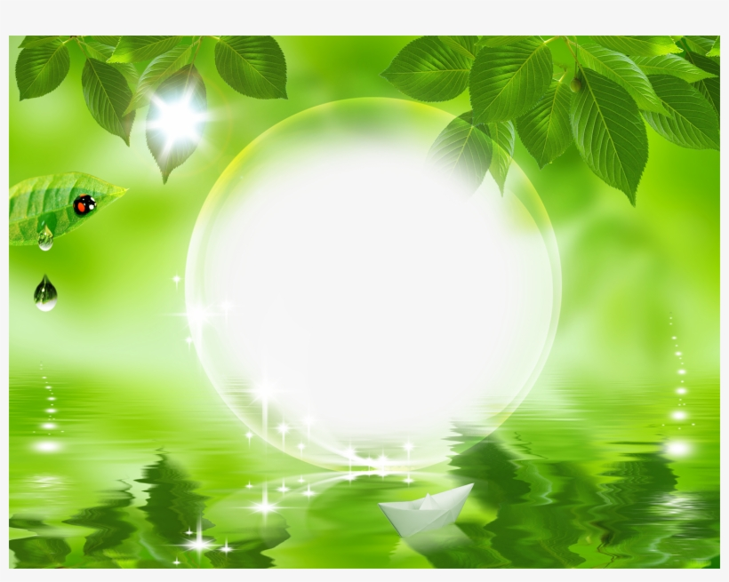 nature frames nature green leaf background hd transparent png 1500x1125 free download on nicepng nature frames nature green leaf