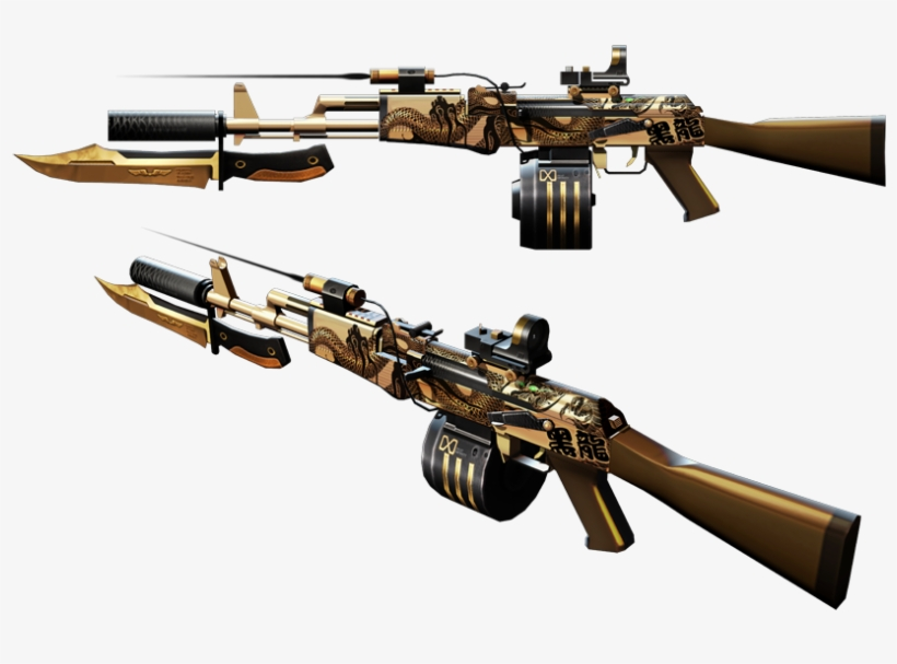 Ak 47 Png - Ak-47 Transparent PNG - 850x580 - Free Download