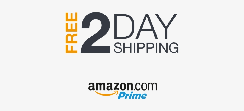 Your Products Are Eligible For Amazon Prime Free Two Day Amazon Prime 2 Day Shipping Transparent Png 380x320 Free Download On Nicepng